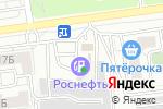 Схема проезда до компании ТНК в Белгороде