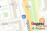 Схема проезда до компании Киоск по продаже проездных билетов в Белгороде