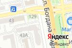 Схема проезда до компании ЗАМОК 31 в Белгороде