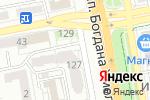 Схема проезда до компании СТандарт ИНструмент в Белгороде