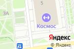 Схема проезда до компании Хачапурная №1 в Белгороде