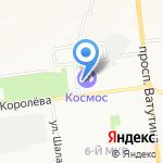 Хачапурная №1 на карте Белгорода