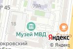 Схема проезда до компании Часовня Воздвижения Креста Господня в Белгороде