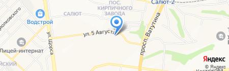 Киокусинкай карате на карте Белгорода