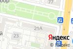 Схема проезда до компании Белгородская областная общественная организация ветеранов в Белгороде