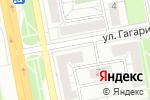 Схема проезда до компании АВТОЛАЙН в Белгороде