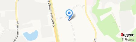 Мировой суд Восточного округа г. Белгород на карте Белгорода