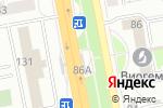 Схема проезда до компании Шапицца в Белгороде