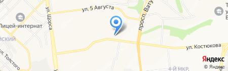 Электрощит-Белгород на карте Белгорода
