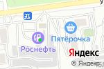 Схема проезда до компании Автоэлектрик+ в Белгороде
