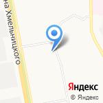 Мировые судьи Восточного округа на карте Белгорода