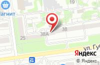 Схема проезда до компании СДЭК в Белгороде