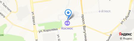 Интернациональная академия айкидо на карте Белгорода