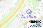 Схема проезда до компании Фаворит в Белгороде