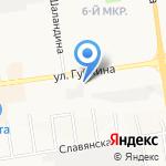Автоэлектрик+ на карте Белгорода