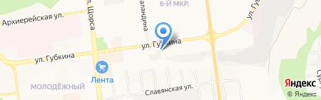 Автоэлектрик + на карте Белгорода