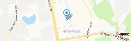 Гимназия №2 на карте Белгорода
