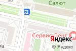 Схема проезда до компании Цветик Семицветик в Белгороде