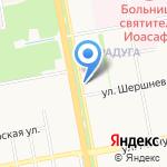 Томаровский Мясокомбинат на карте Белгорода