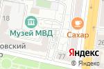 Схема проезда до компании Коллекция в Белгороде