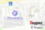 Схема проезда до компании Белгород-СТО в Белгороде