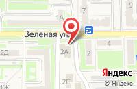 Схема проезда до компании Магазин цветов и подарков в Дубовом