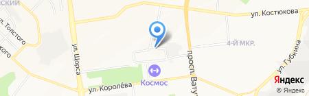 Группа по техническому надзору на карте Белгорода