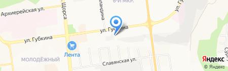 ВетАиФ на карте Белгорода