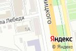 Схема проезда до компании Банкомат, СКБ-банк, ПАО в Белгороде