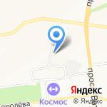 Капиталъ на карте Белгорода