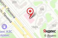 Схема проезда до компании Радикс в Обнинске