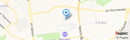 Smileffect на карте Белгорода