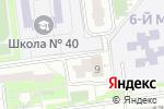 Схема проезда до компании Ирэн в Белгороде