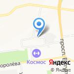 Управление госохраны объектов культурного наследия Белгородской области на карте Белгорода