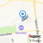 Учебный культурный центр на карте Белгорода