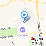 School of Rock на карте Белгорода