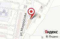Схема проезда до компании Региональная компания в Белгороде