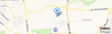 Региональная компания на карте Белгорода