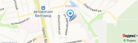 Россельхозцентр на карте Белгорода