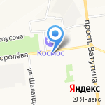 Дядя Жора на карте Белгорода
