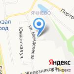 Российский сельскохозяйственный центр на карте Белгорода