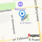 Белгородстройдеталь-Заказчик на карте Белгорода