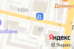 Схема проезда до компании Отделение Пенсионного фонда РФ по Белгородской области в Белгороде