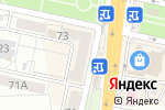 Схема проезда до компании Твой аквариум в Белгороде