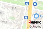 Схема проезда до компании ФотоFamily в Белгороде