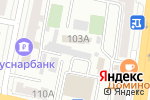 Схема проезда до компании Автостекольная мастерская в Белгороде