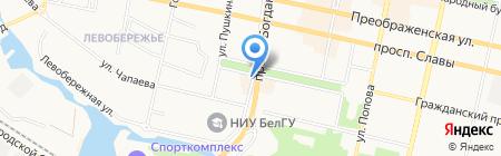 Felicity на карте Белгорода