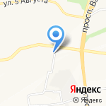 Магазин алкогольной продукции на карте Белгорода