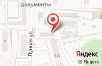 Схема проезда до компании Белгородская Ритуальная Компания в Дубовом