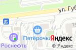 Схема проезда до компании Созвездие в Белгороде